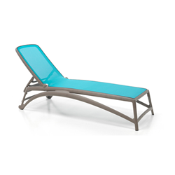 NARDI set of 2 sun beds ATLANTICO GARDEN COLLECTION