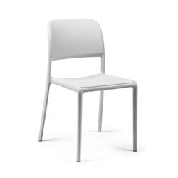 NARDI set de 4 chaises RIVA BISTROT pour extérieur CONTRACT