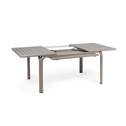 NARDI outdoor table ALLORO 140 EXTENSIBLE GARDEN COLLECTION