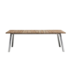 GERVASONI table for outdoor INOUT 133