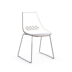 CONNUBIA CALLIGARIS set de 2 chaises JAM CB/1030