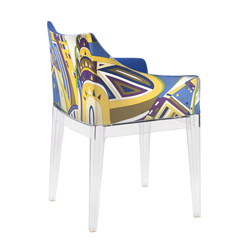 KARTELL armchair MADAME World of Emilio Pucci edition