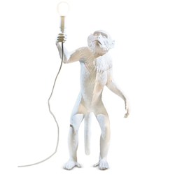 SELETTI lampadaire MONKEY LAMP à LED