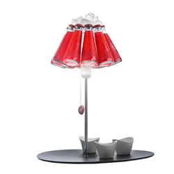 INGO MAURER lampe de table CAMPARI BAR
