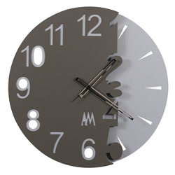 ARTI E MESTIERI wall clock FULL MOON