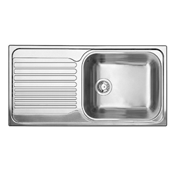 BLANCO sink 1 bowl + drainer BLANCOTIPO XL 6 S 1315527