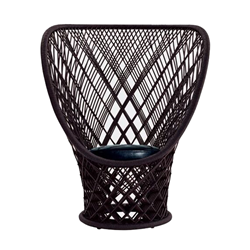 DRIADE armchair PAVO REAL
