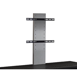 MUNARI fixed pillar with TV support AC301
