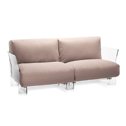 KARTELL sofa 2 places for outdoor POP OUTDOOR
