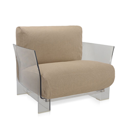 KARTELL armchair for outdoor POP OUTDOOR