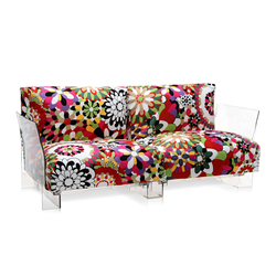 KARTELL sofa 2 places POP MISSONI
