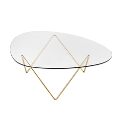 GUBI table basse PEDRERA