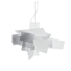 FOSCARINI lampe à suspension BIG BANG LED