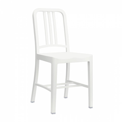 EMECO NAVY CHAIR 111 set de 2 chaises sans accoudoirs