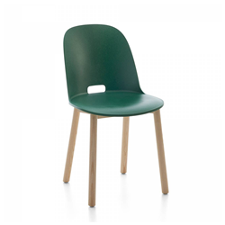 EMECO ALFI CHAIR HIGH BACK chaise avec le dossier haut