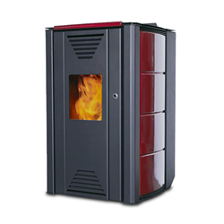 THERMOFLUX pellet stoves INTERIO 20 4-18 Kw