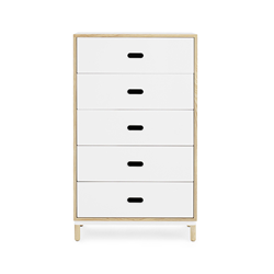 NORMANN COPENHAGEN dresser KABINO with 5 drawers