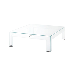 GLAS ITALIA table basse ATLANTIS