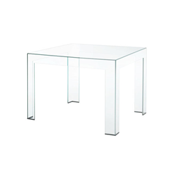GLAS ITALIA table haute ATLANTIS