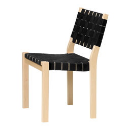 ARTEK set de 4 chaises CHAIR 611