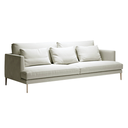 BONALDO sofa with 3 places PARAISO 245 cm