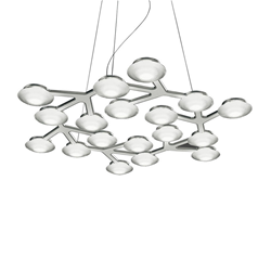 ARTEMIDE lamp LED NET CIRCLE SUSPENSION