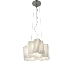 ARTEMIDE lamp LOGICO SUSPENSION 3x120°
