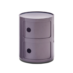 KARTELL bedside COMPONIBILI two elements