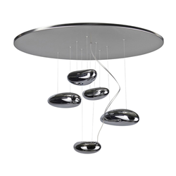 ARTEMIDE lamp MERCURY MINI LED CEILING