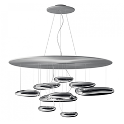 ARTEMIDE lamp MERCURY SUSPENSION