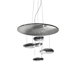 ARTEMIDE lamp MERCURY MINI SUSPENSION