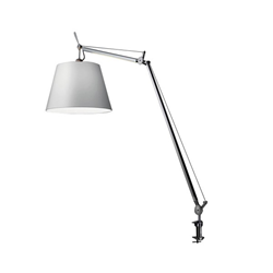 ARTEMIDE lamp TOLOMEO MEGA TABLE with clamp