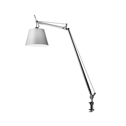 ARTEMIDE lamp TOLOMEO MEGA LED TABLE with clamp