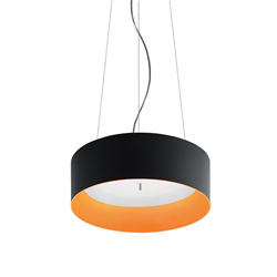ARTEMIDE lamp TAGORA SUSPENSION 570 light beam XF DIRECT + INDIRECT EMISSION