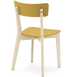 CONNUBIA CALLIGARIS set de 2 chaises JELLY CB/1528