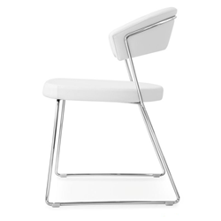 CONNUBIA CALLIGARIS set de 2 chaises NEW YORK CB/1022-LH