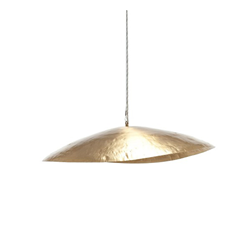 GERVASONI suspension lamp BRASS 95