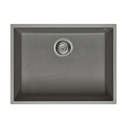 ELLECI sink 1 bowl QUADRA 110 UNDERMOUNT