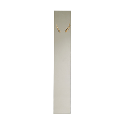 MOGG wall coat stand with mirror HUBERTUS