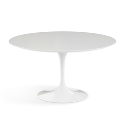 KNOLL round table TULIP Ø 137 cm Eero Saarinen's collection