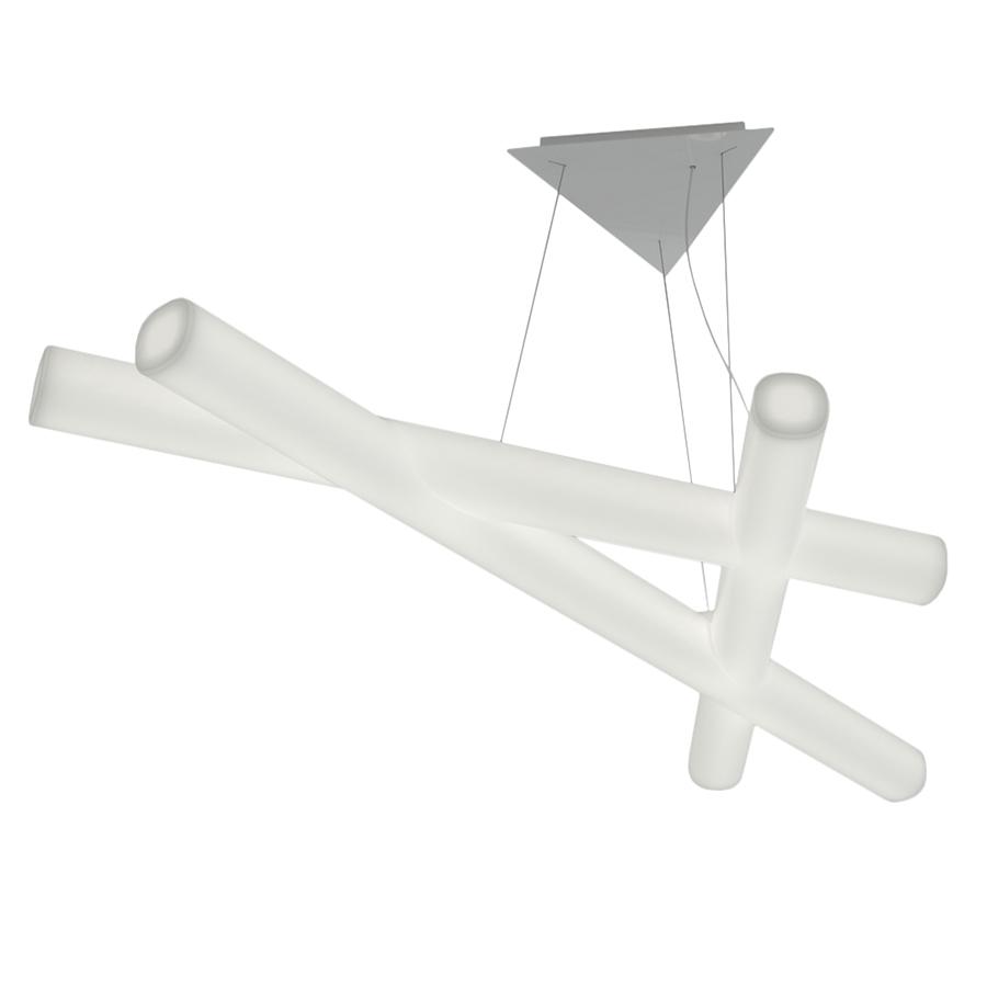 Slide lampe suspension mesh led 4000 k poly thyl ne for Lampe 4000 kelvin