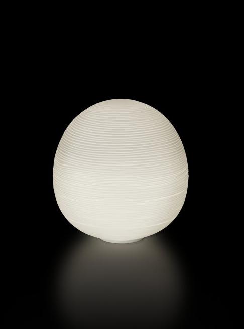 FOSCARINI lampe de table RITUALS XL (Variateur Verre soufflé et métal verni)