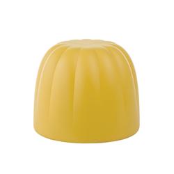 Laqué Batyline®chocolate Slide Up Ottomane Dream Structure Polyuréthane En Pouf pvc Tissu Line Feet Chocolat Et BrillantPolyester vynmN8w0O