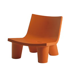 SLIDE armchair LOW LITA