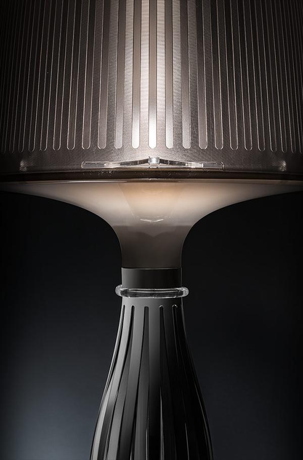 Table Lampe Lizapewter De Lentiflex Slamp cSL53Rj4Aq