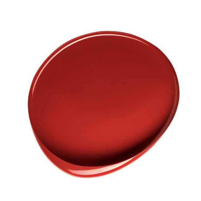 FOSCARINI lampe murale applique LAKE (Rouge - ABS verni et Aluminium)