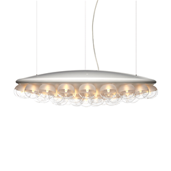 MOOOI lampe à suspension PROP LIGHT ROUND SINGLE
