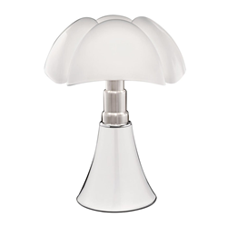 MARTINELLI LUCE lampe de table PIPISTRELLO avec dimmer