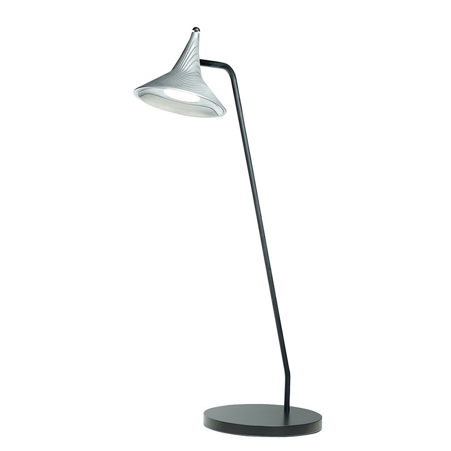 ARTEMIDE table lamp UNTERLINDEN (3000K Aluminium aged look)