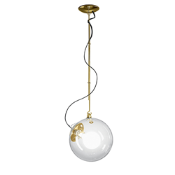 ARTEMIDE lamp MICONOS SUSPENSION